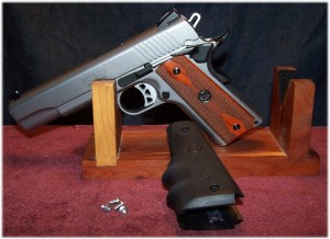 Ready To Install on the Ruger SR1911