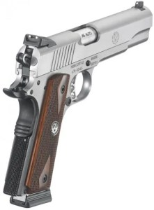 Ruger SR1911 - An All Around Clean Appearance