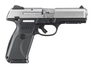 Ruger SR45 (MDL 3801)