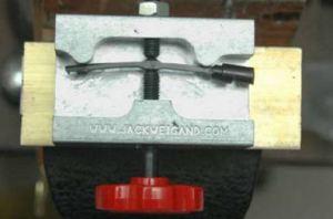 Extractor Tension Adjustment