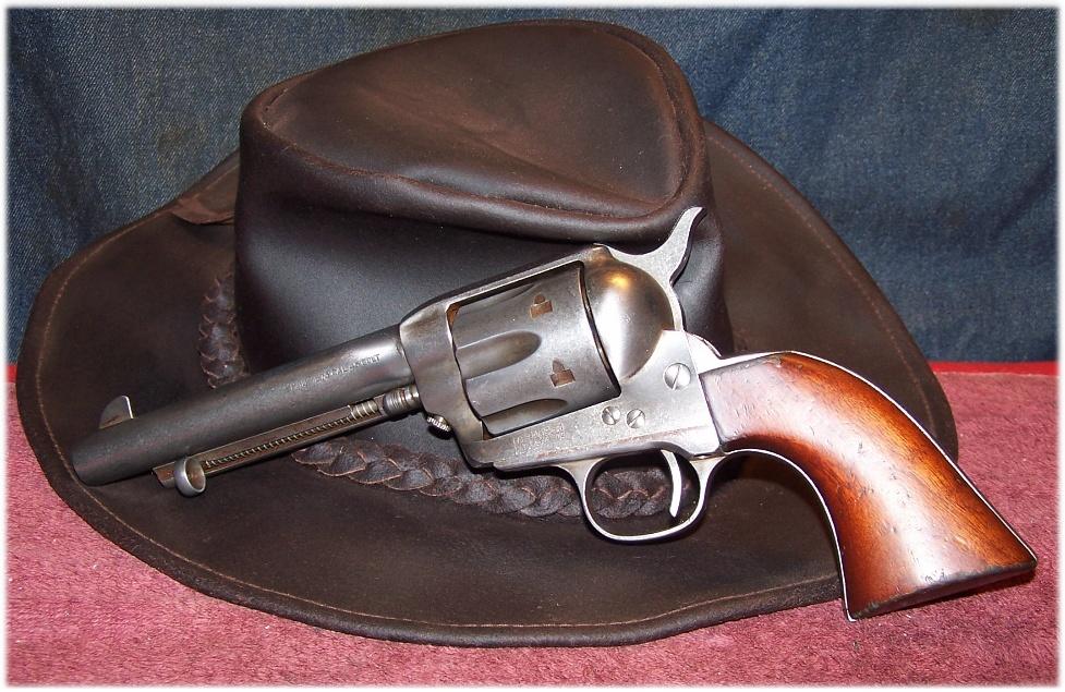 Uberti 1873 Cattleman Ii Old West Revolver Guntoters