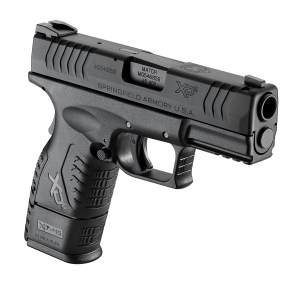 Springfield XDm 3.8 Compact 45 w/13-round Magazine and Sleeve
