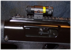 Use an Inexpensive Laser to Align the Front Sight