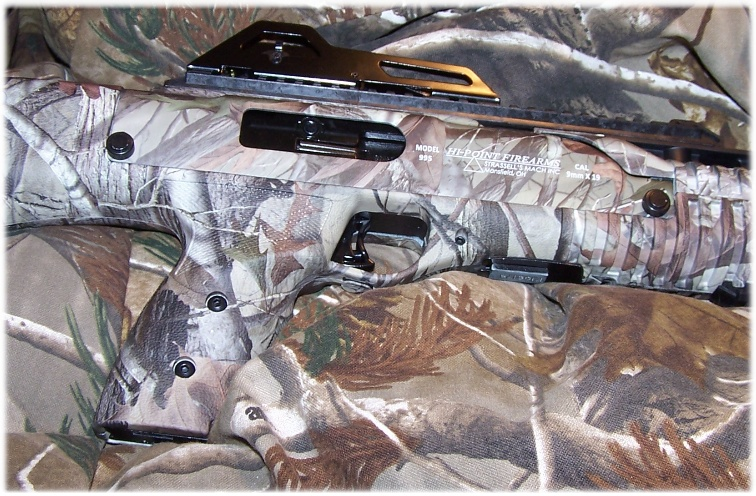 Hi-Point 995TS WC – Product Review | Guntoters