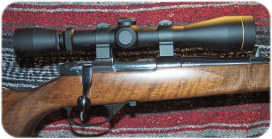 Scoping the CZ 527M Carbine | Guntoters