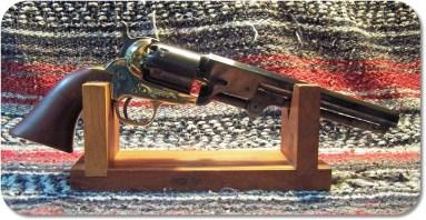 Shooting Black Powder – Pietta 1851 Navy Colt,  36 Caliber