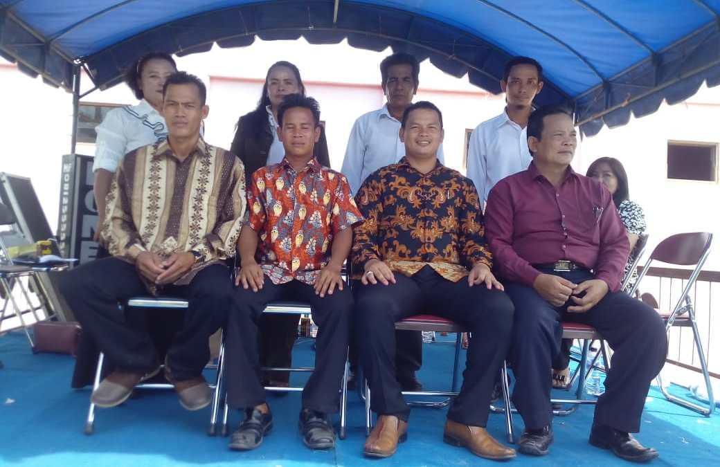 Panitia Pilkades Sepang Kota Pasilitasi Kampanye Penyampaian Visi dan Misi Calon Kepala Desa