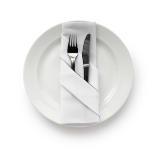 FreeGreatPicture.com-49945-fork-napkin-plate-lying