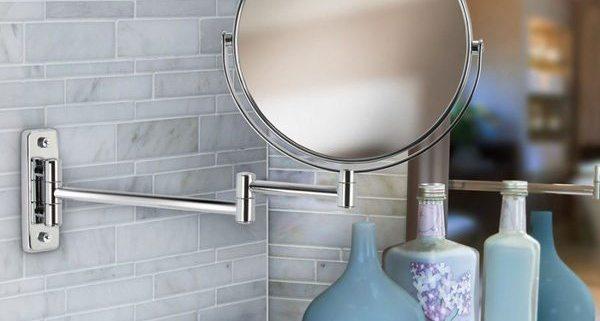 Những mẫu gương không thể thiếu trong phòng tắm