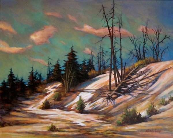 Landscape Paintings - Guoquan Zheng
