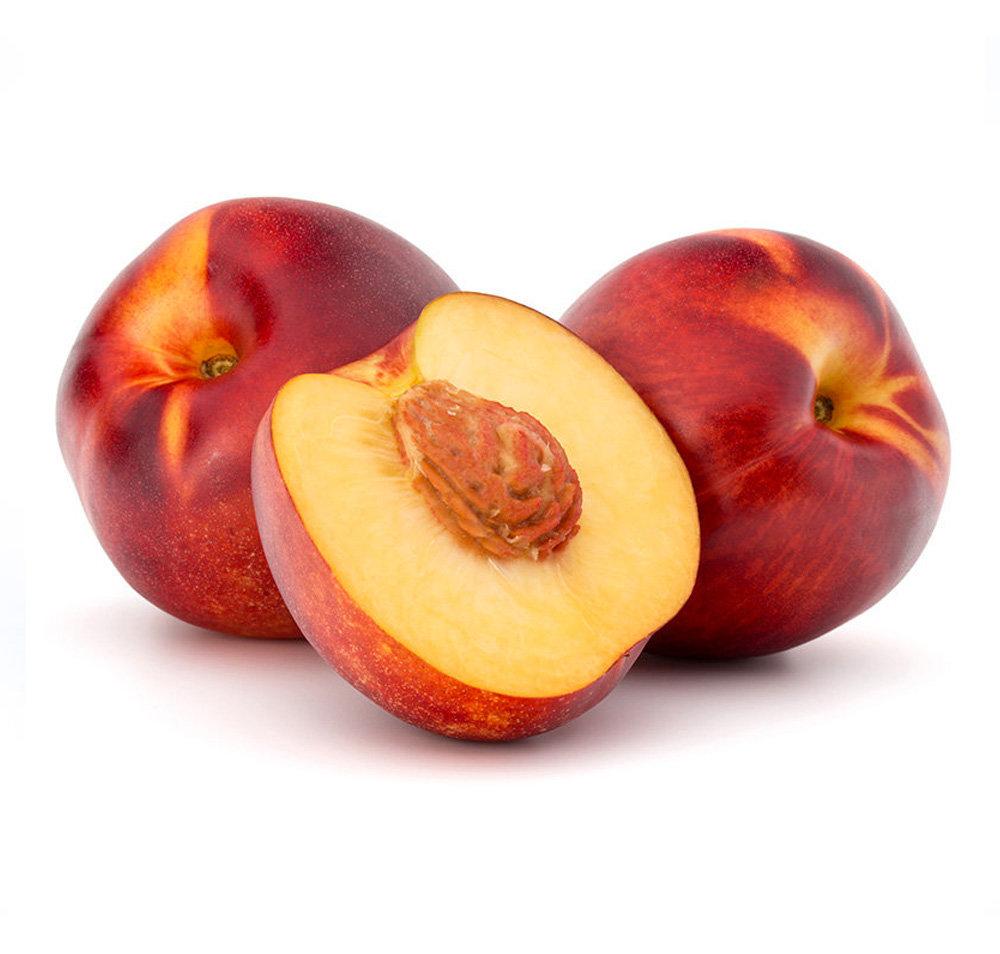 加州 黃油桃 4個/包 - 龍美匯-溫哥華電商平臺 - 專業提供水果蔬菜,海鮮水產,肉禽蛋奶,熟食臘味等生鮮食品