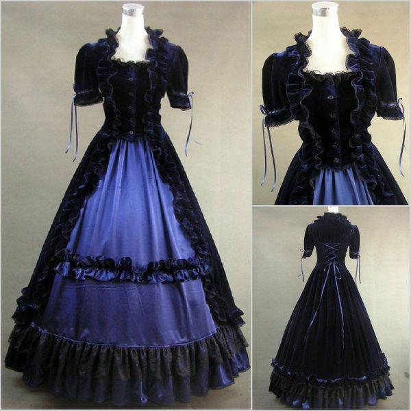 La Mode Les Robes Victoriennes. Cosplay