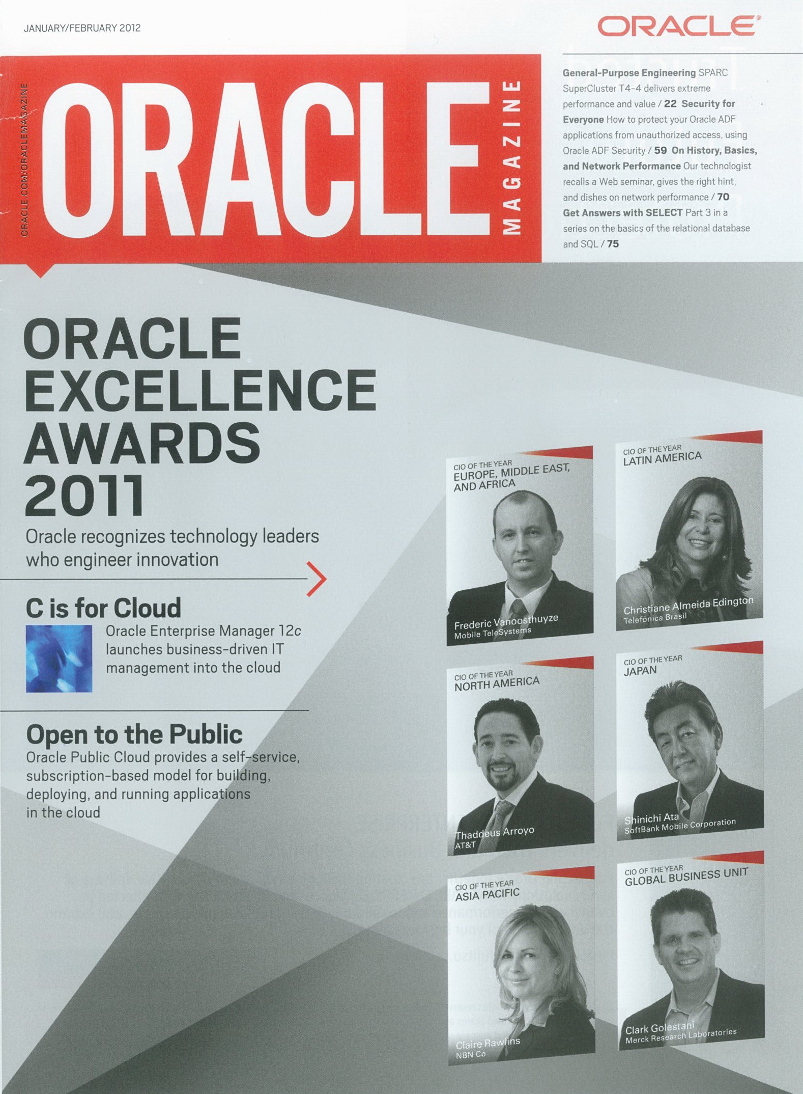 Oracle Architect Cover Letter