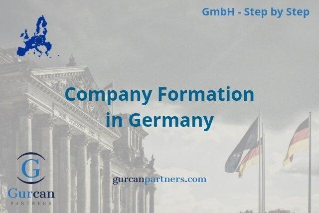 Company Formation in Germany - Process I GmbH I Residency I Tax