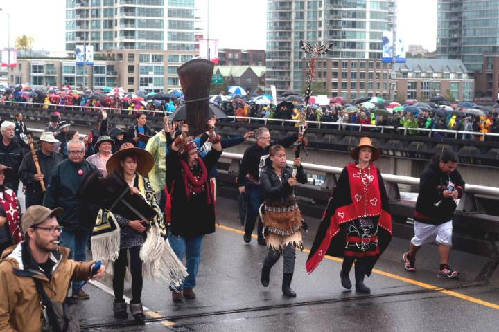 Walk for Reconciliation