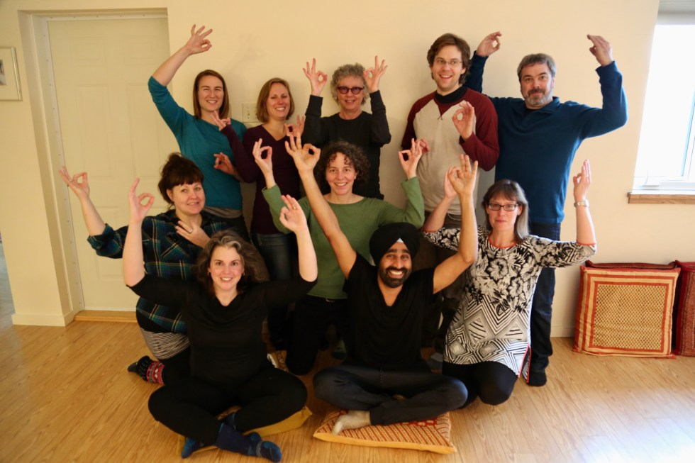 Bhangra Lesson to Learning Disabilities Association of Yukon (LDAY) Members