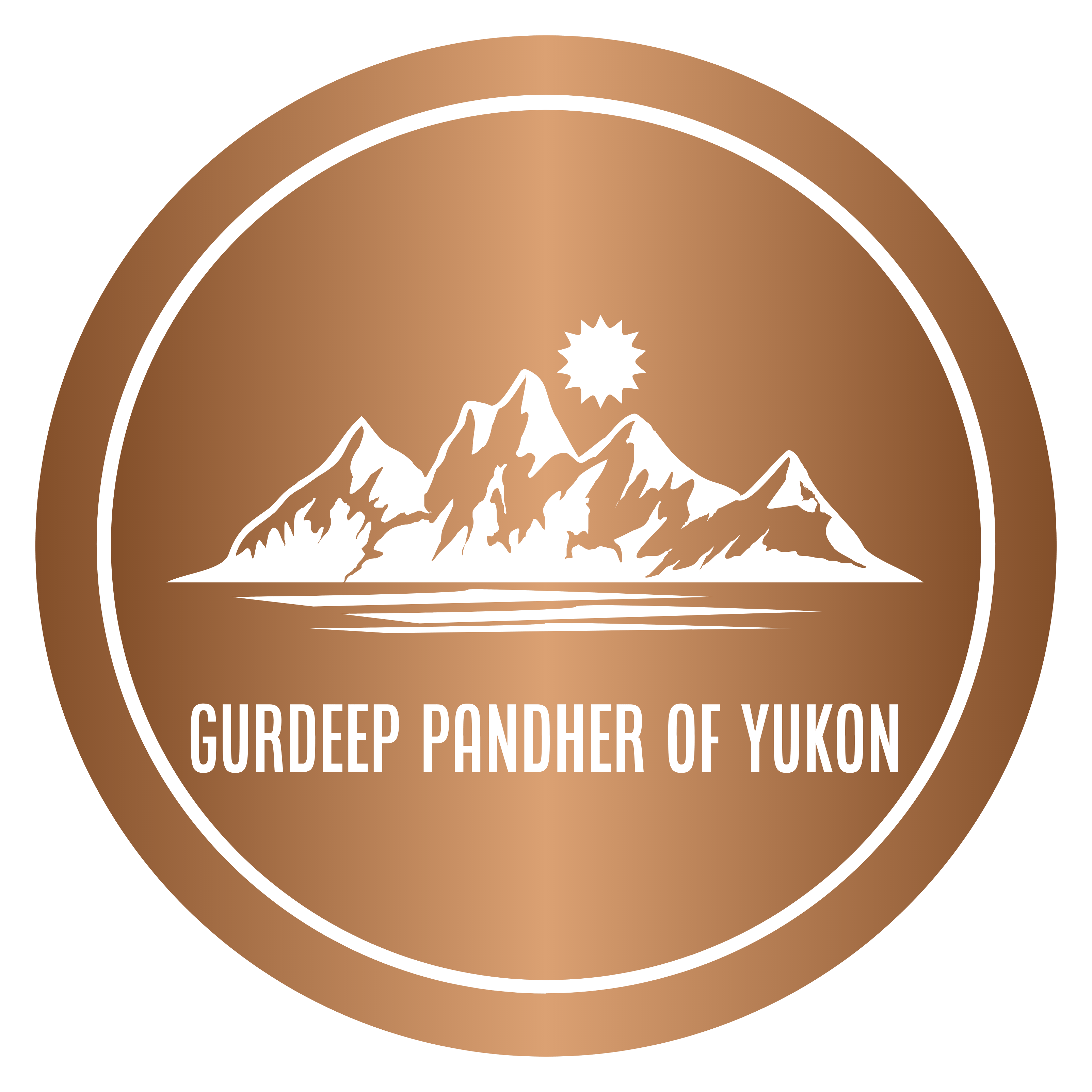 Gurdeep Pandher of Yukon