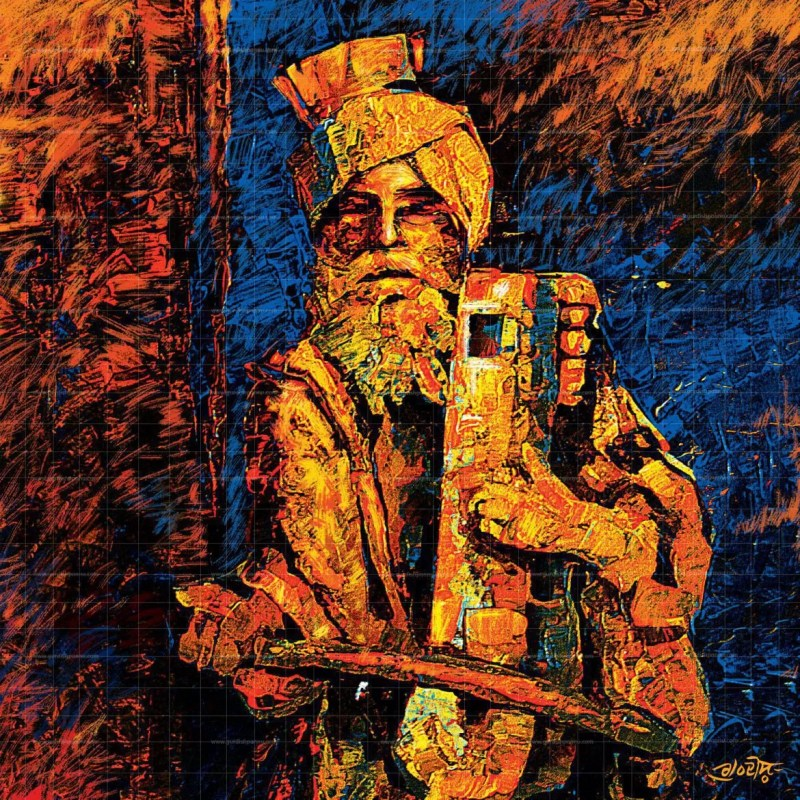 Punjabi famous paintings