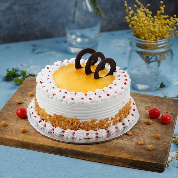 butterscotch paradise cake