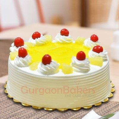 pineapple paradise cake