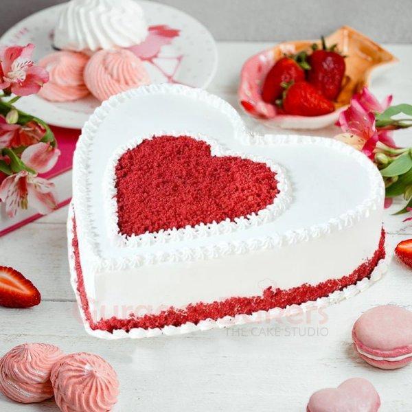 simply majestic anniversary cake