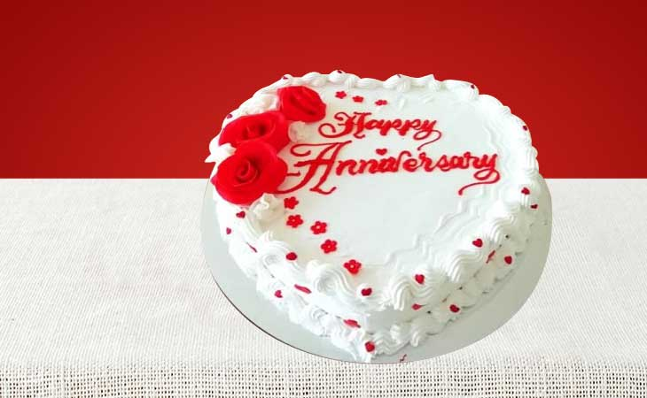 Birthday, anniversary, baby shower, wedding, graduation, festivals, farewell or be it any other occasion, celebrating with a cake sounds obvious. Order Anniversary Cake Online In Gurgaon Gurgaonbakers