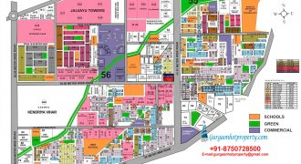 520 YDS RESIDENTIAL PLOT FOR SALE IN SUSHANT LOK 2 GURGAON