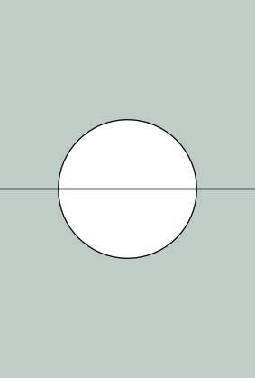 半円形年賀状1