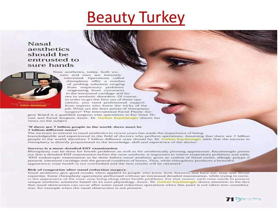 Beauty Turkey