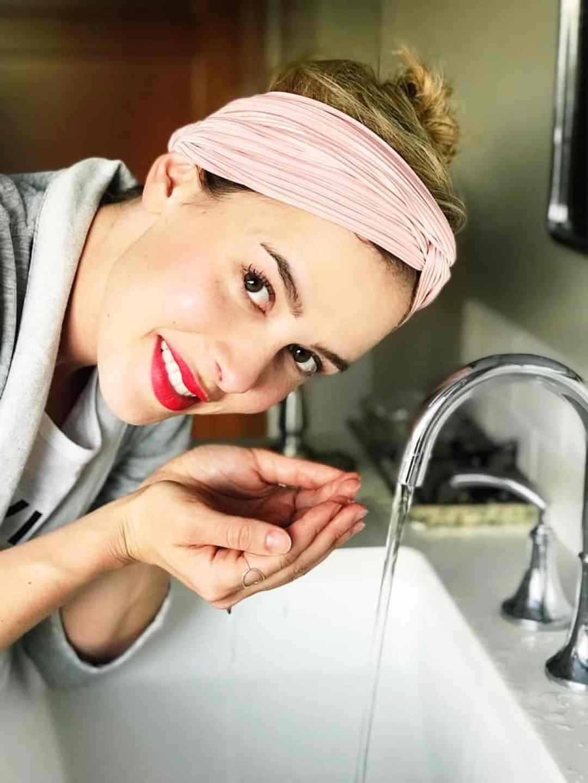 Natural Organic Skincare Routine