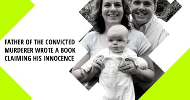 Father of The Convicted Murderer Wrote a Book Claiming His Innocence