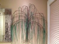 Weeping Willow Custom Metal Wall Art for Home Decor ...