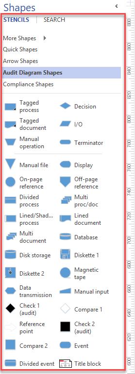 Visio Shapes List : visio, shapes, Microsoft, Visio, Tutorial:, Examples