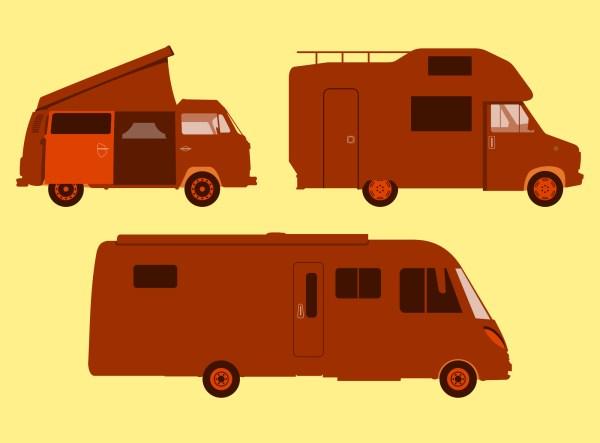Camper & Motorhome RV