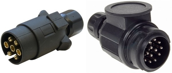 Car Trailer Plugs 7-pin & 13-pin