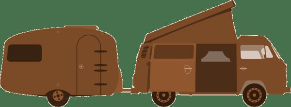 VW Transporter Van & Caravan