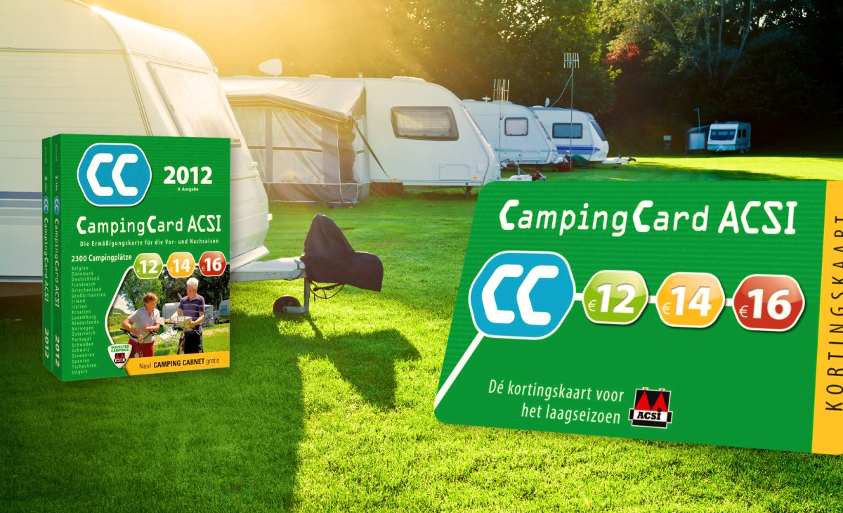European Campsite Prices & Discount Cards