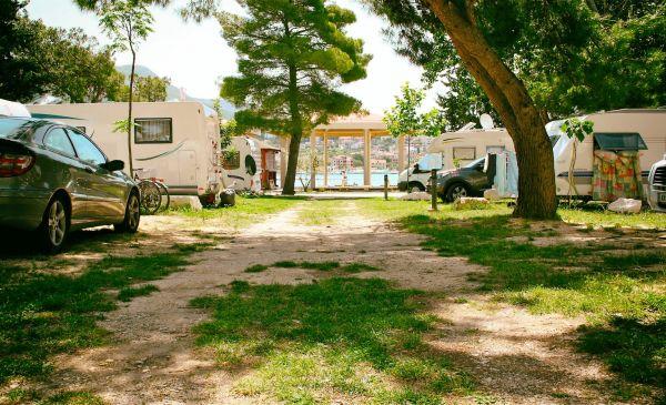Camping Split (Stobrec) 2012