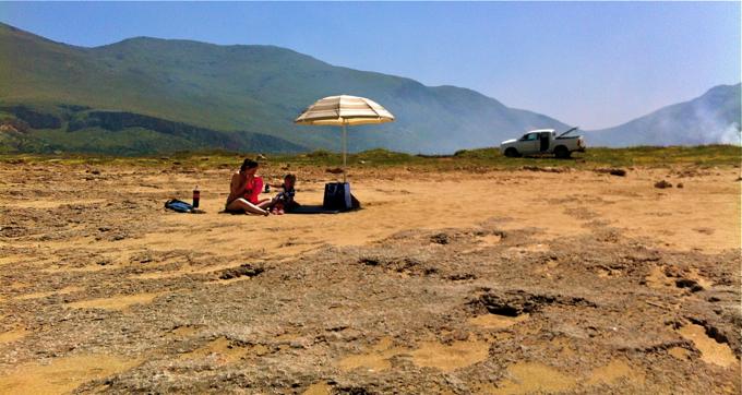sicilly beach