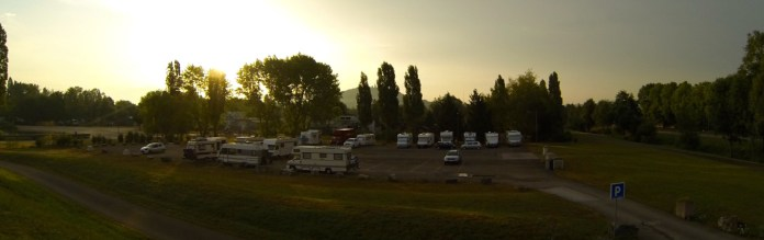 Boondocking in France