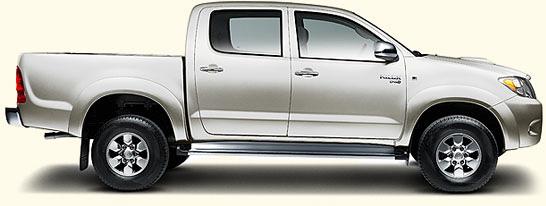 Toyota Hilux 2011 Model