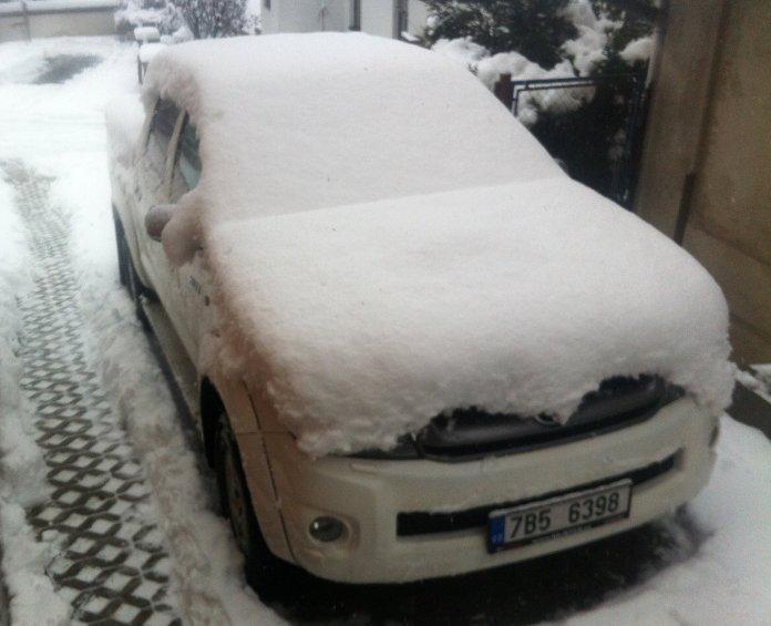 Toyota Hilux & Snow