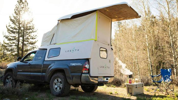 Leentu Pop-up Camper