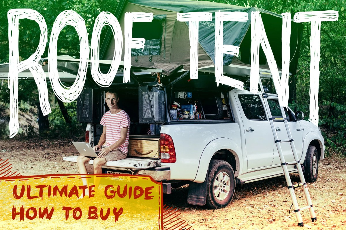 How to Buy a Roof Top Tent [Tips]