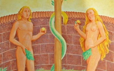 THE TREE OF LIFE, ADAM & EVE STORY