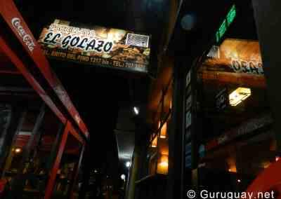 El Golazo, restaurant and