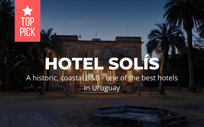 Hotel Solís – historic, coastal B&B