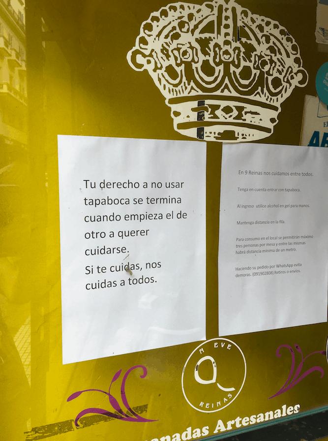 coronavirus cases uruguay