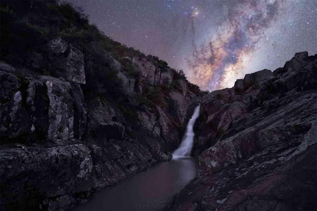 Parque Salto del Penitente © Fefo Bouvier / Mirá las estrellas