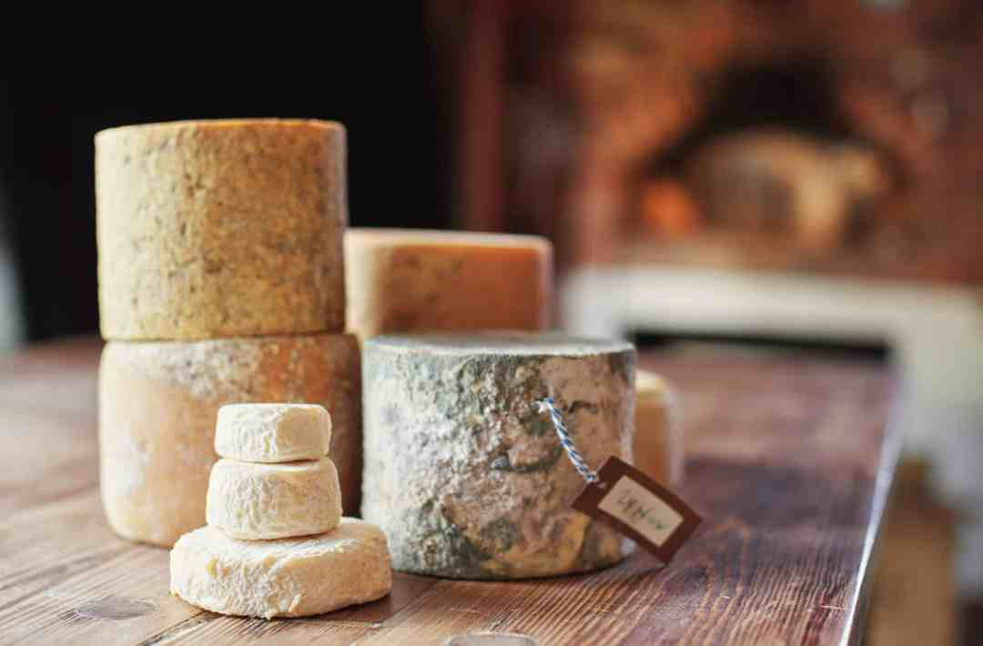 Martin Rosberg's Cheeses - Montevideo Food Scene